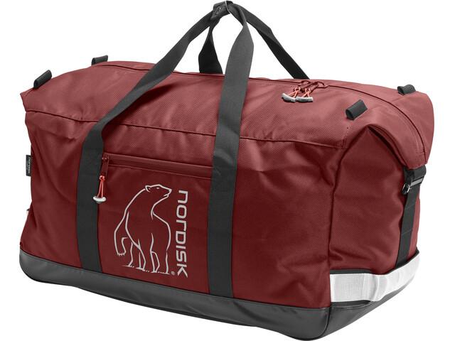 Nordisk Flakstad Travel Bag 45l Burnt Red
